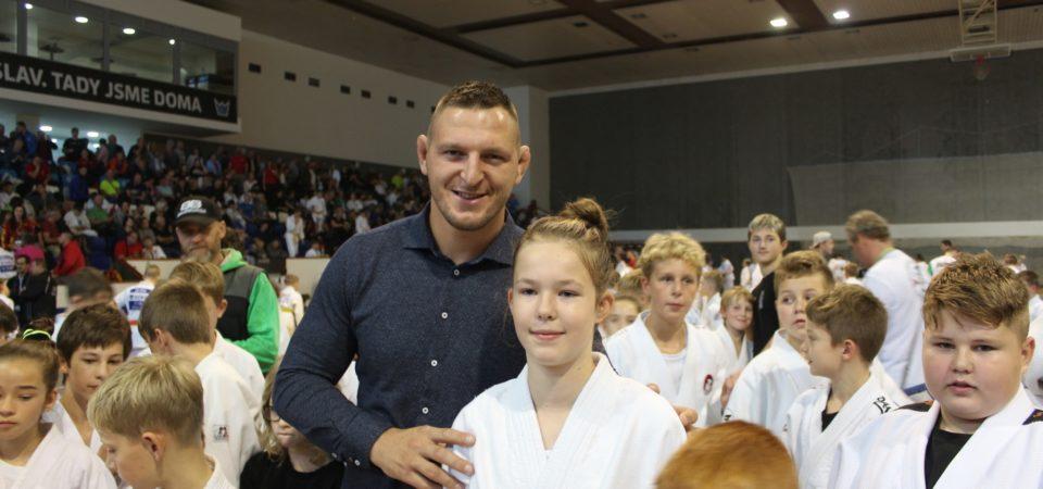 Zástupkyně Juda Nový Jičína na Přeboru České republiky mladších žákyň!